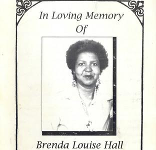 1997912 Brenda Louise Hall (Big Sis) Repass