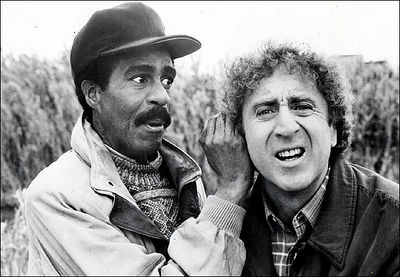 """Mr. Pryor and Gene Wilder started in """"See No Evil Hear No Evil"""", in 1989."""