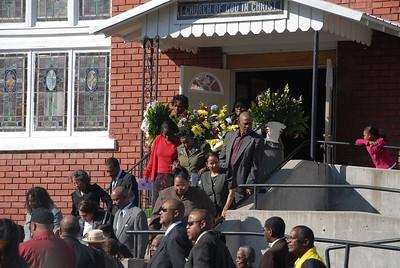 The First Church of God In Christ. Elder Melvin J. Simpson, Sr.  Oct. 14, 2006.