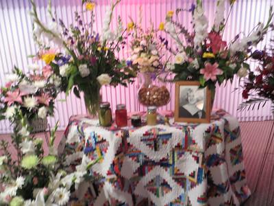 2013 Carrie E Funeral 1/22/13 Atascadero