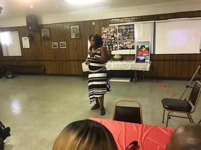 20170819 Memorial Service for Marita Lynn Allen