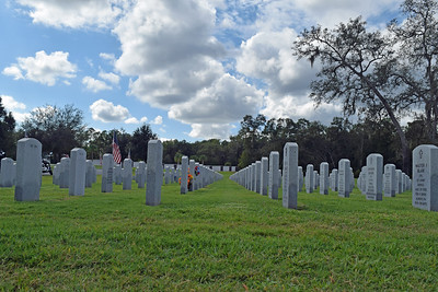 2018 Florida National Cemetery on Veterans Day (14)