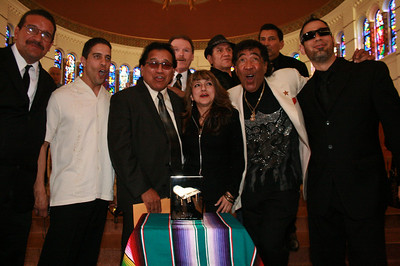 BOBBY ESPINOSA MEMORIAL SERVICE @ STEVEN'S STEAK HOUSE • 03.20.10