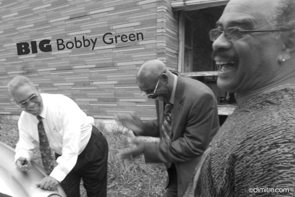 Big Bobby Green