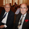Former WAFB-TV president Tommy Gibbons, 94, and Mike Graham