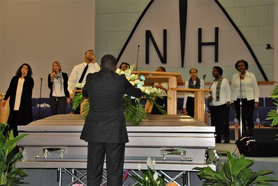 Celebrating The Life of Jennie Ruth Banks Thompson Dec 2, 2017