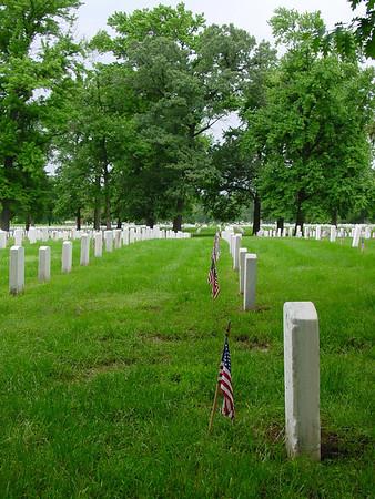 Cemeteries, funerals and memorials