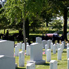 "Funeral of Clem Robert ""Bob"" Lawson USAF. Arlington National Cemetery, July 8, 2009"