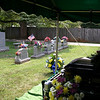 Dad Stewart's second funeral service and actual burial at the historic Fairview Cemetery in Bowling Green KY, August 2007.