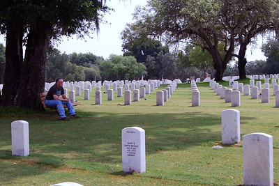 37: Florida National Cemetery in Bushnell, Florida