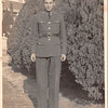 "DORIS LAVERNE ROWLETT'S  brother, Walter Rowlett, in his Byrd High School ROTC uniform.  Walter graduated from Byrd in 1939, but Doris didn't like Byrd.  ""It was far too snooty!  Who you were depended on how much money your parents had.""  After Pinky was ""blackballed"" from being in the pepsters, Doris decided to spend her senior year at Alvin High School in Alvin, Texas, where her family was from.  ""I loved Alvin High, where everybody was somebody!"" she said.  She graduated in 1940.  Most of the boys who graduated with her went off to World War II and many were killed."