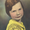 "DORIS LAVERNE ROWLETT was known by her friends in school as ""Pinky"" for her red hair."