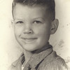 Woody Jenkins in the 4th grade at Fairfields Elementary School in Baton Rouge, Louisiana, in 1957.