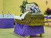 Madeline Edwards funeral at Peetabeck Academy.