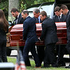 Pallbearers bring the casket of Vanessa Marcotte to it's final resting place at Woodside Cemetery in Westminster. SENTINEL & ENTERPRISE/JOHN LOVE