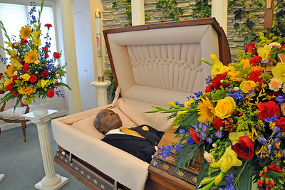 George D. Mensah Home Going Photos