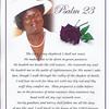 LYNETTE'S PSALM 23
