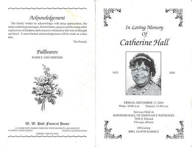 Catherine Hall {Mom}