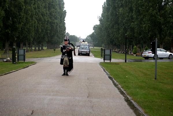 Joanie Funeral Surrey