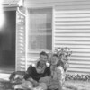 John and Winifred Dixon at 1002 E St.,  Corvallis, OR