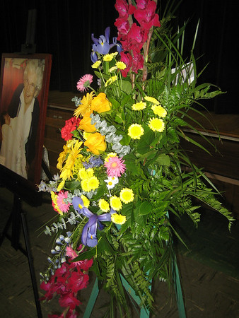 Judy's Grandma's Memorial Service