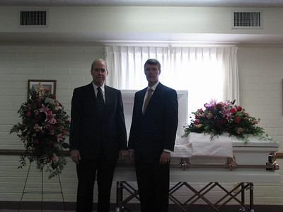 Lillie's Funeral 2007