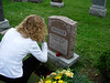 julie tombstone