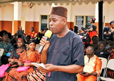 Funeral Celebration in Ghana