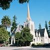 St. Thomas Aquinas Church, where the St. Ann choir sings in Palo Alto.