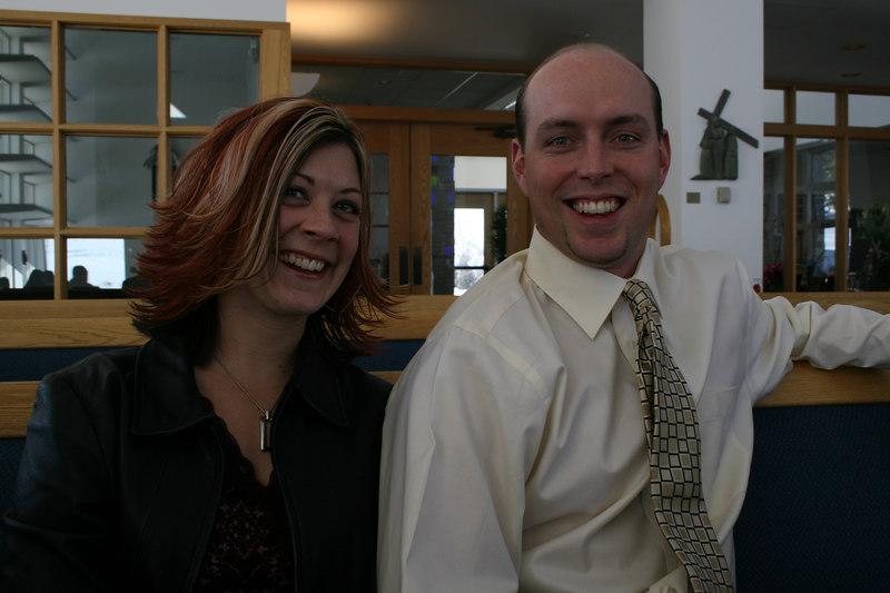Amy and Cory