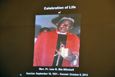 Rev. Fr. Lee O Dia Mitchell