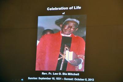 Rev. Fr. Lee O Dia Mitchell