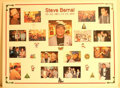 STEVE BERNAL MEMORIAL BOARD
