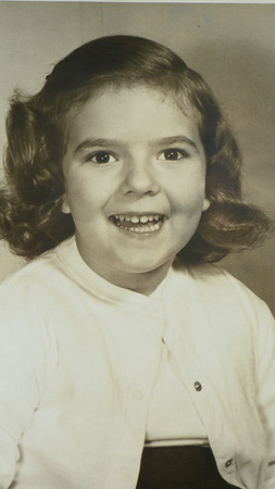 Sarah in her younger days... quite the cutie!