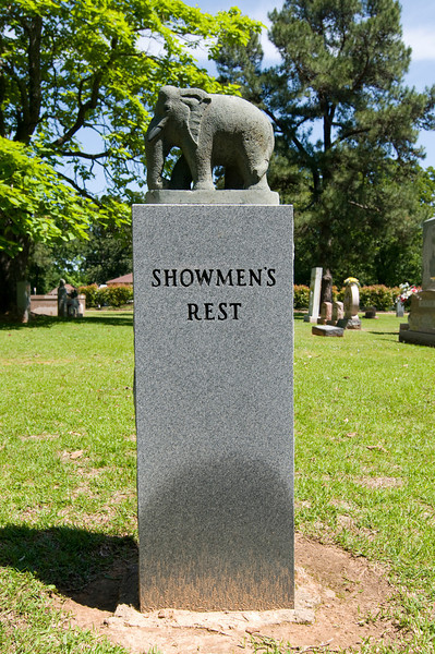 SHOWMEN'S REST HUGO, OKLAHOMA