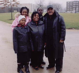 joys family and unk george