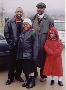steve with erics family