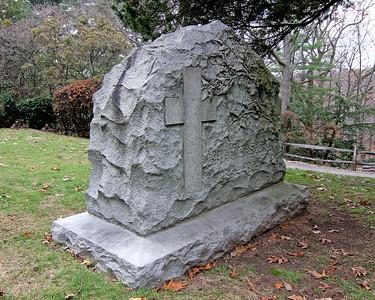 St. Johns Cemetary toumbstone