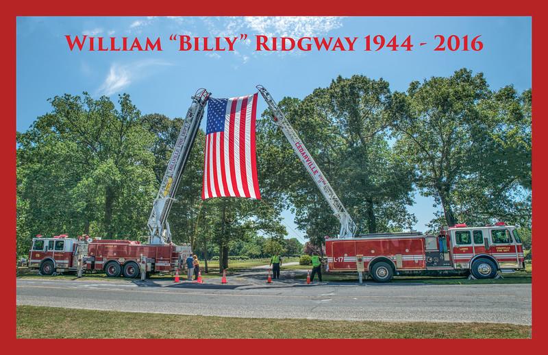 "William ""Billy"" Ridgway"