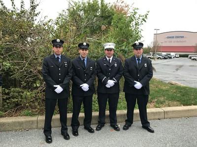 Wilmington Deleware Firefighters Funeral
