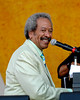 Allen Toussaint performs at the New Orleans Jazz & Heritage Festival on May 5, 2007.