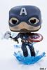 Funko Pop! Marvel: Avengers Endgame - Captain America with Broken Shield & Mjoinir