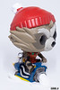Funko Pop! Marvel: Holiday - Rocket Raccoon On Sled