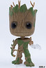 Funko POP! Vinyl Marvel Guardians of the Galaxy Groot Glow In The Dark Exclusive