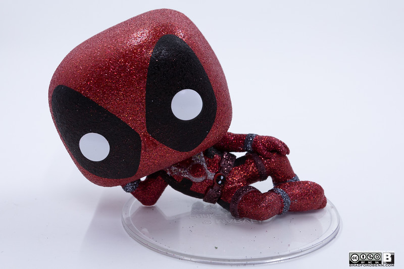 Funko POP! Diamond Collection Marvel #320 - Deadpool H.T. Exclusive
