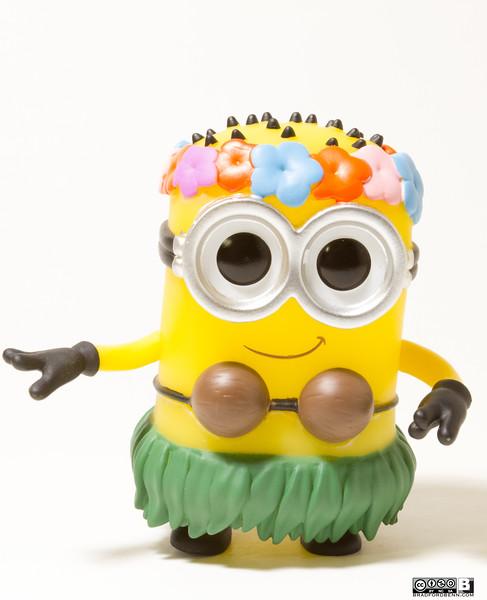 Hula Minion