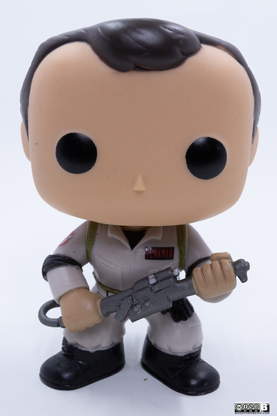Ghostbusters: Dr. Peter Venkman
