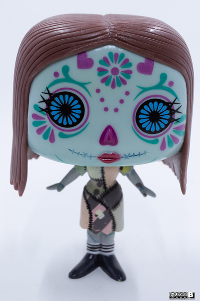 Funko POP Disney Day of The Dead Sally Action Figure,Multi-colored,3.75 inches