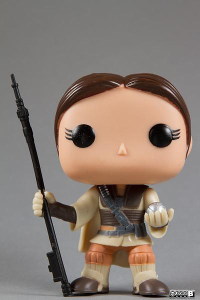 Princess Leia - Boushh