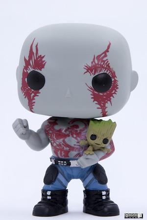 Drax & Baby Groot